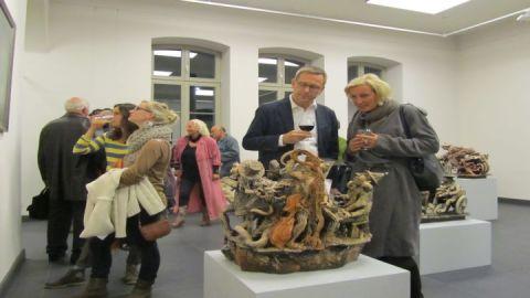 Galerie Teterow Ausstellungsräume