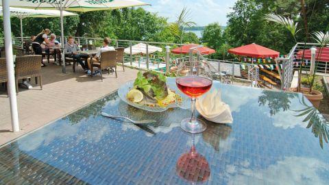 Restaurant: Camping- und Ferienpark Havelberge