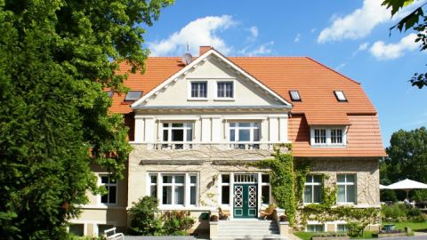 Das Gutshaus Barkow