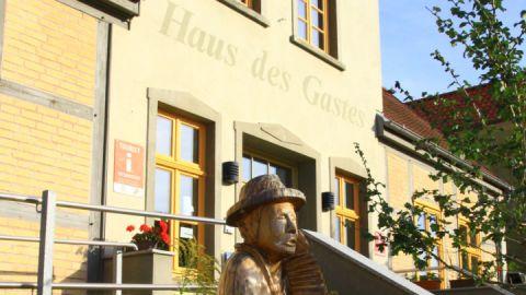 Haus des Gastes - Touristinformation Röbel/Müritz