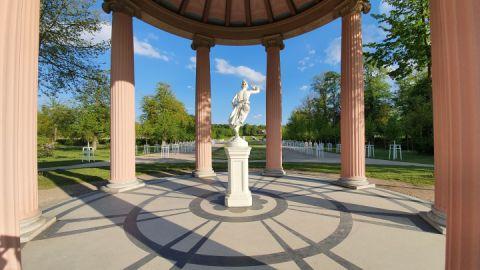 Hebetempel Schlossgarten
