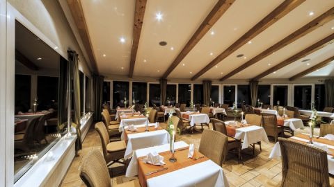 Restaurant Wintergarten - Seehotel Heidehof