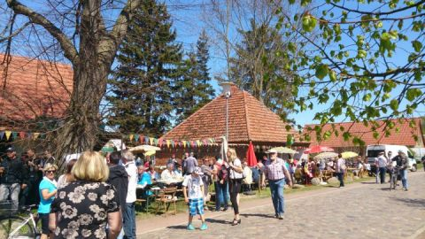 Himmelfahrtstag in Teschow