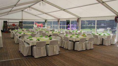 Hochzeit am Feldberger Haussee