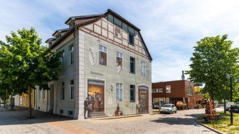 """Hotel """"Am Brauhaus"""" Waren (Müritz)"""
