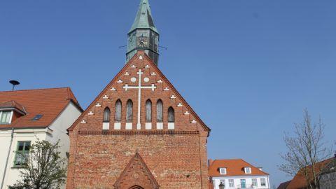 Kirche auf dem Marktplatz