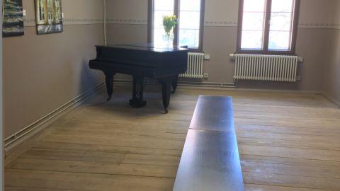 Wechselausstellungsraum - Kloster Malchow