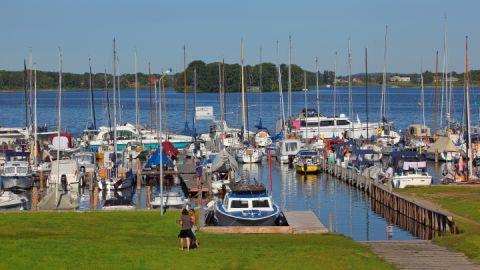 Seglerhafen Rechlin