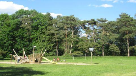 Spielplatz Burgwallinsel