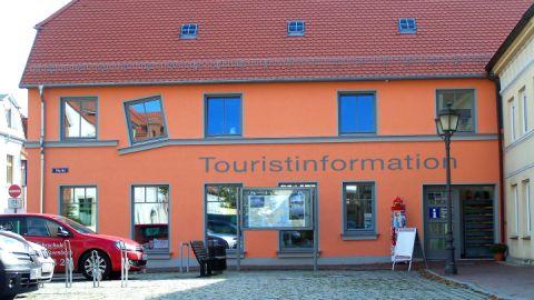 Touristinformation Krakow am See