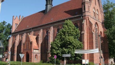 Klosterkirche St. Johannis Neubrandenburg
