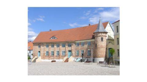 Krummes Haus - Bützow