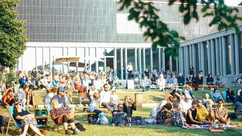 Konzert im Kulturquartier
