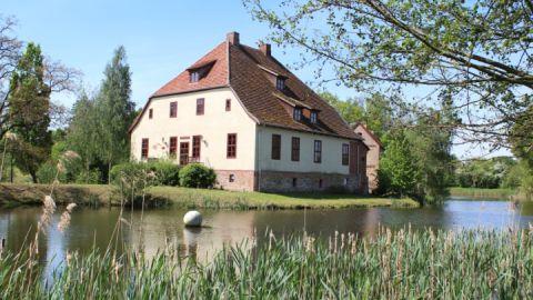 Wasserburg Liepen  - Gielow