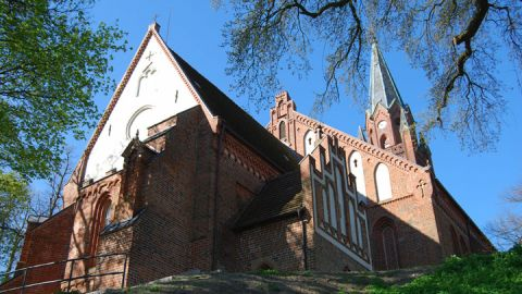 St.-Marien-Kirche - Röbel/Müritz