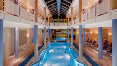 Badewelt - Precise Resort Marina Wolfsbruch