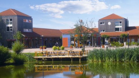 Marktplatz Göhren-Lebbin
