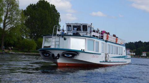 MS Stadt Malchow - Reederei Pickran