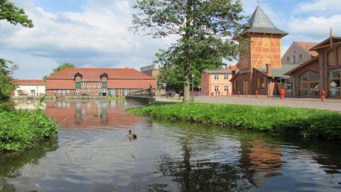 Mühlenviertel mit Spritzenhaus