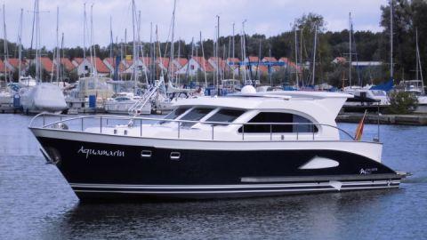 Aquamarin - Müritz Yacht Management