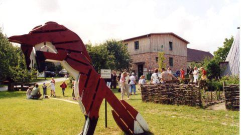 Waldmuseum Lüttenhagen