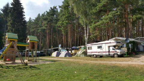 Saison - Naturcamping Drewensee