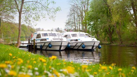 Natururlaub - Le Boat Hausboote