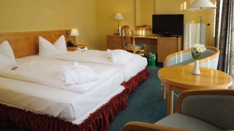 Doppelzimmer - The Royal Inn Park Hotel Fasanerie Neustrelitz