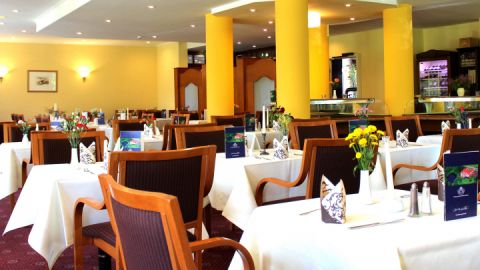 Restaurant - The Royal Inn Park Hotel Fasanerie Neustrelitz