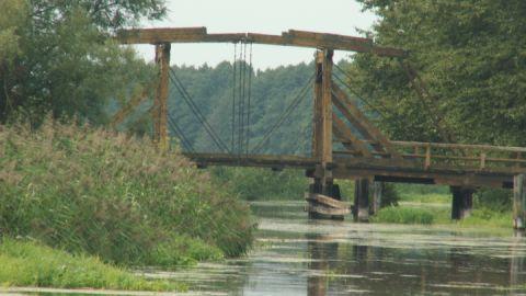 Holzzugbrücke Nehringen
