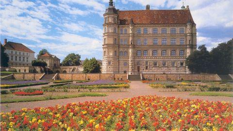Ansicht Schlossgarten
