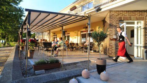Restaurant - Strandhaus am Inselsee