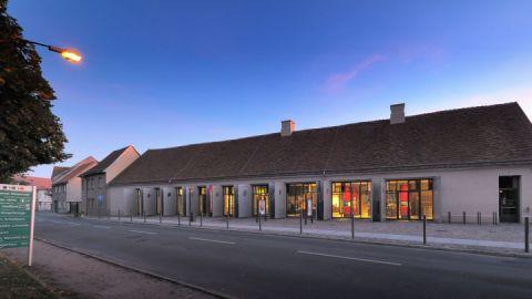 Tourist-Information der Stadt Rheinsberg, Mecklenburgische Seenplatte