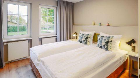 BEECH Resort Fleesensee - Schlafbereich
