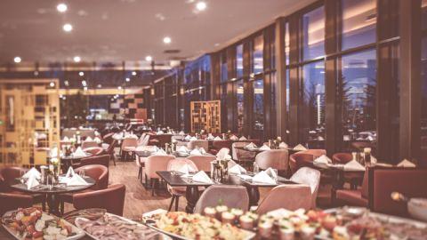 Restaurant Orangerie - SCHLOSS Fleessensee