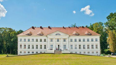 Vorderansicht - Schloss Retzow
