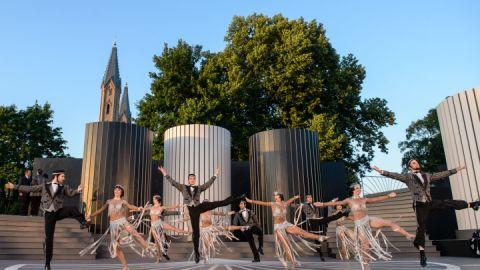 Schlossgarten Festspiele- Die Bajadere