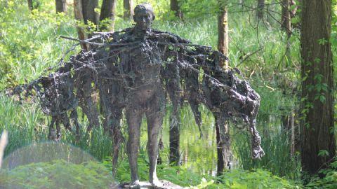 Skulpturenpark Wesenberg - Außengelände