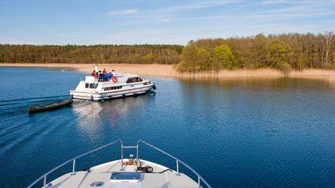 Sommerurlaub - Le Boat Hausboote