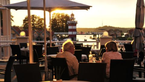 Sonnendeck Maritim Hafenhotel Rheinsberg_980x553