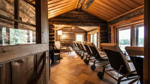 Spabereich - Hotel-Bornmühle