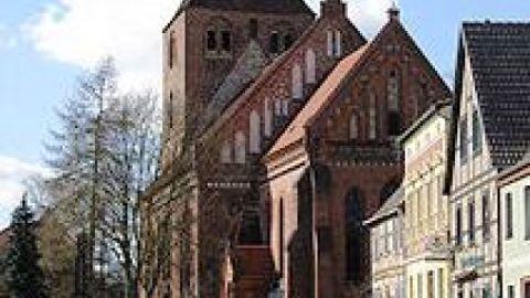 Stadtkirche St. Marien in Plau am See