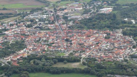 Luftaufnahme Teterow