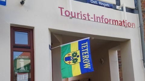 Tourist-Information Teterow - Willkommen