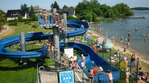 Wasserrutsche Volksbad