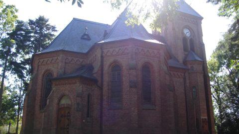 Wartislawkirche Stolpe