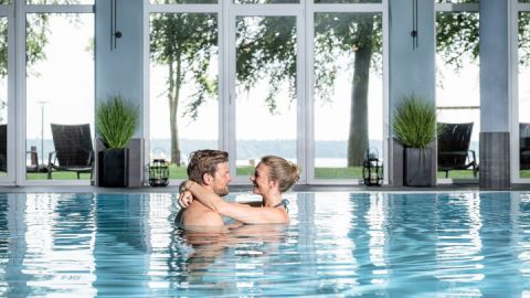 Pool - Müritzpalais Aparthotel