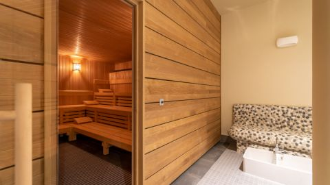 Sauna - Müritzpalais