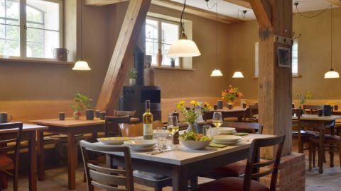 Die Weinschänke in Kraatz (Uckermark)