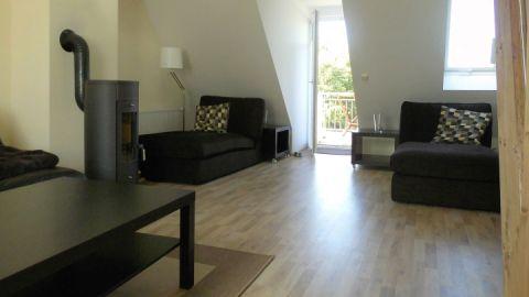 Wohnzimmer - Polly Ferienhof Strasen